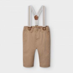 Παντελόνι μακρύ με τιράντες