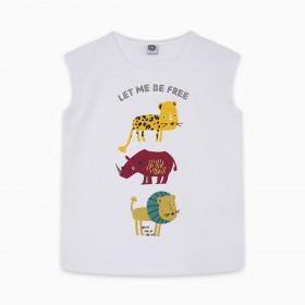 Αμάνικο μπλουζακι παραλιας