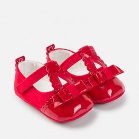 Παπούτσι μπαλαρίνα κόκκινο